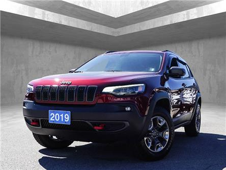 2019 Jeep Cherokee Trailhawk (Stk: 9705C) in Penticton - Image 1 of 21