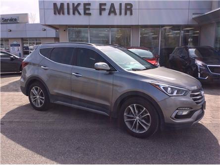 2018 Hyundai Santa Fe Sport  (Stk: 21217A) in Smiths Falls - Image 1 of 15