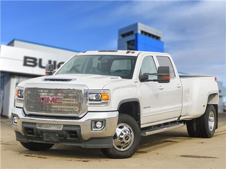 2019 GMC Sierra 3500HD SLE (Stk: T21-1816A) in Dawson Creek - Image 1 of 7