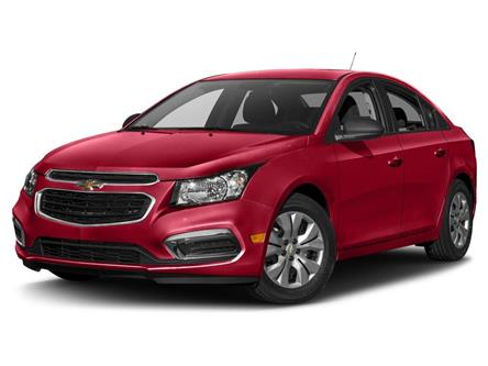 2016 Chevrolet Cruze Limited 2LS (Stk: W0545BJX) in Barrie - Image 1 of 9