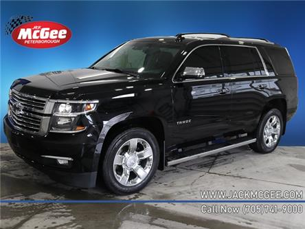2016 Chevrolet Tahoe LTZ (Stk: 21384A) in Peterborough - Image 1 of 21