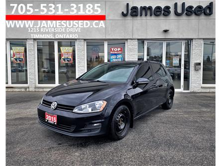 2015 Volkswagen Golf 2.0 TDI Trendline (Stk: P02911A) in Timmins - Image 1 of 14