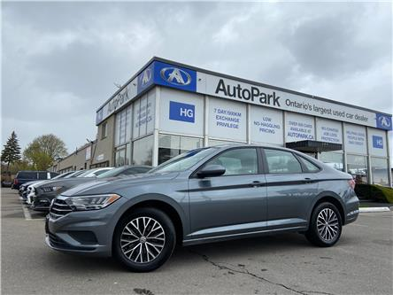2020 Volkswagen Jetta Highline (Stk: 20-77639) in Brampton - Image 1 of 22