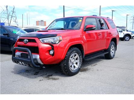 2016 Toyota 4Runner SR5 (Stk: 2102561) in Ottawa - Image 1 of 15