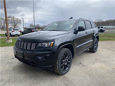2021 Jeep Grand Cherokee Laredo (Stk: 21-138) in Ingersoll - Image 1 of 20