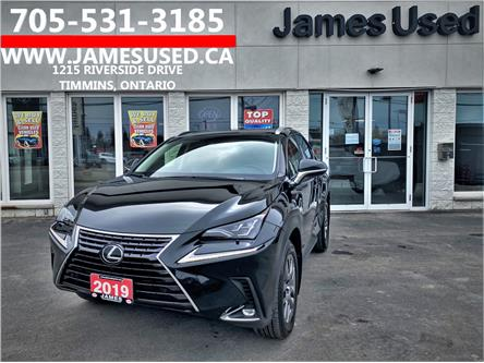 2019 Lexus NX 300 Base (Stk: P02935) in Timmins - Image 1 of 14