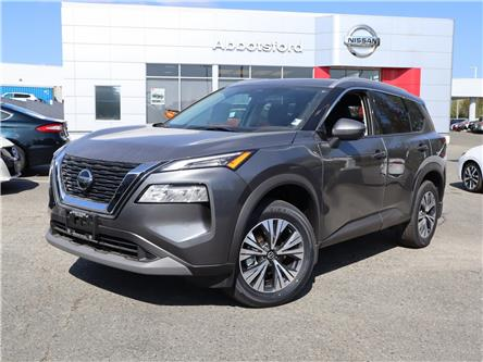 2021 Nissan Rogue SV (Stk: A21034) in Abbotsford - Image 1 of 28