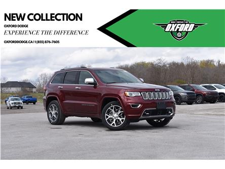 2021 Jeep Grand Cherokee Overland (Stk: 21434) in London - Image 1 of 24