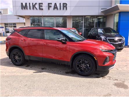 2021 Chevrolet Blazer True North (Stk: 21248) in Smiths Falls - Image 1 of 14