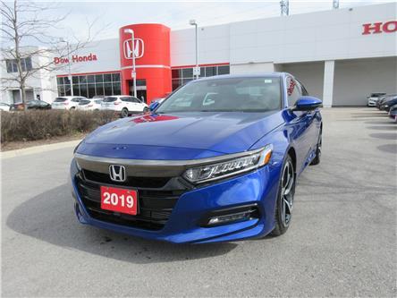 2019 Honda Accord Sport 2.0T (Stk: 29393L) in Ottawa - Image 1 of 18