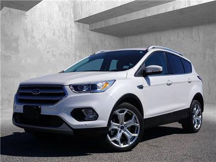 2018 Ford Escape Titanium (Stk: 21-503A) in Kelowna - Image 1 of 20