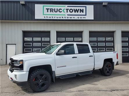 2018 Chevrolet Silverado 1500 2LZ (Stk: T0316) in Smiths Falls - Image 1 of 21
