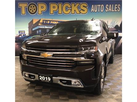 2019 Chevrolet Silverado 1500 High Country (Stk: 267997) in NORTH BAY - Image 1 of 30
