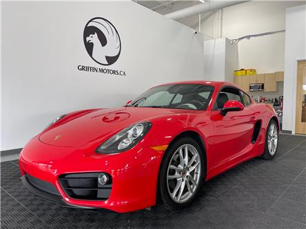 2015 Porsche Cayman Base (Stk: 1531) in Halifax - Image 1 of 15