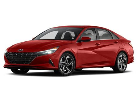 2021 Hyundai Elantra Hybrid Preferred DCT (Stk: 37269) in Brampton - Image 1 of 2