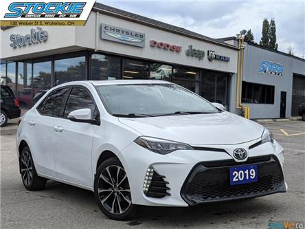 2019 Toyota Corolla SE (Stk: 36344) in Waterloo - Image 1 of 27
