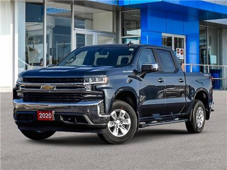 2021 Chevrolet Silverado 1500 LT (Stk: M316) in Chatham - Image 1 of 11