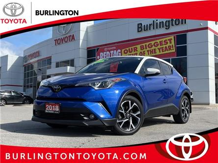 2018 Toyota C-HR XLE (Stk: U11531) in Burlington - Image 1 of 20