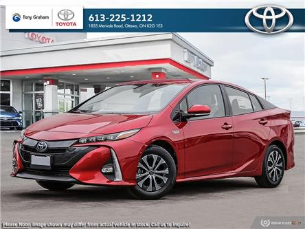 2021 Toyota Prius Prime Upgrade (Stk: 60395) in Ottawa - Image 1 of 22