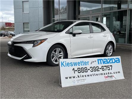 2019 Toyota Corolla Hatchback  (Stk: U4141) in Kitchener - Image 1 of 13