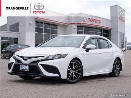 2021 Toyota Camry Hybrid XLE (Stk: 21268) in Orangeville - Image 1 of 26