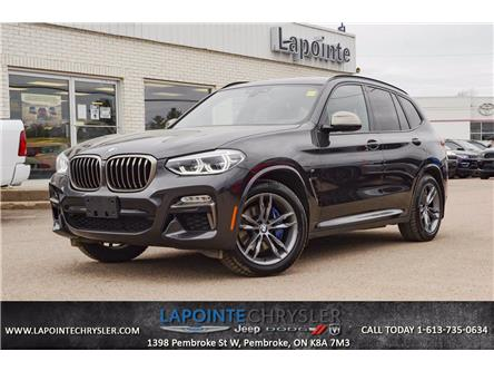 2019 BMW X3 M40i (Stk: 20094A) in Pembroke - Image 1 of 30