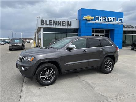 2020 Jeep Grand Cherokee Limited (Stk: 1B028A) in Blenheim - Image 1 of 16