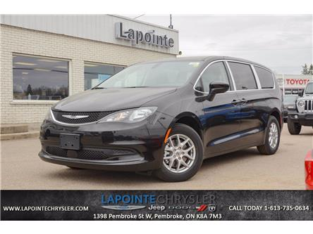 2021 Chrysler Grand Caravan SXT (Stk: 21097) in Pembroke - Image 1 of 30