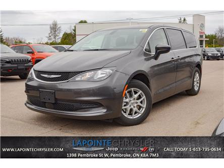 2021 Chrysler Grand Caravan SXT (Stk: 21102) in Pembroke - Image 1 of 30