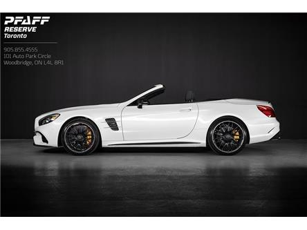 2017 Mercedes-Benz AMG SL 63 Base (Stk: MU2575A) in Woodbridge - Image 1 of 22