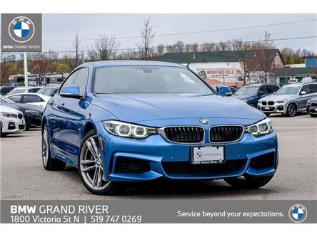 2018 BMW 440i xDrive Gran Coupe (Stk: PW5801B) in Kitchener - Image 1 of 26