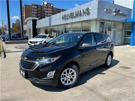 2018 Chevrolet Equinox LT (Stk: 21051A) in Chatham - Image 1 of 18