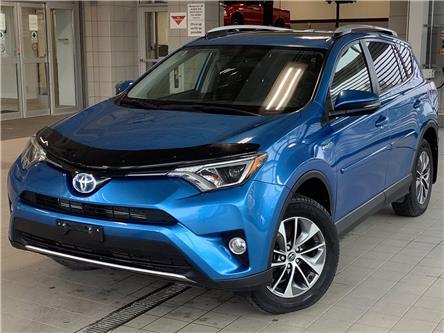 2016 Toyota RAV4 Hybrid XLE (Stk: P19379) in Kingston - Image 1 of 29