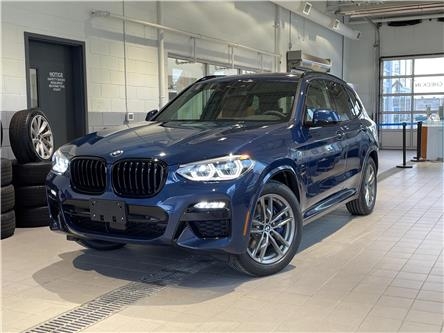2021 BMW X3 PHEV xDrive30e (Stk: 21125) in Kingston - Image 1 of 13