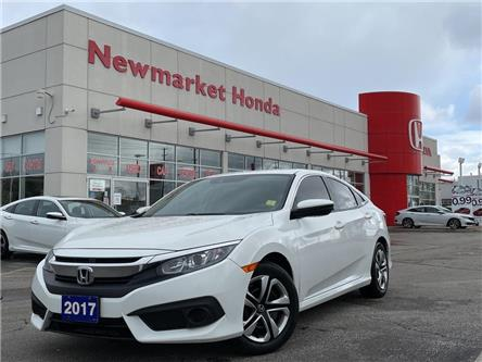 2017 Honda Civic LX (Stk: OP-5571A) in Newmarket - Image 1 of 19