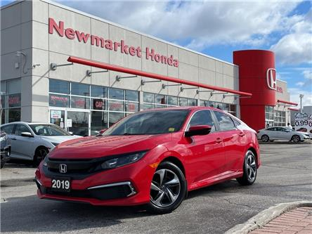 2019 Honda Civic LX (Stk: 21-2340A) in Newmarket - Image 1 of 21