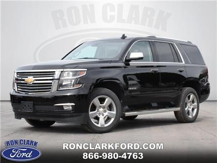 2019 Chevrolet Tahoe Premier (Stk: 15887-1) in Wyoming - Image 1 of 29