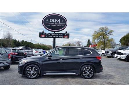 2020 BMW X1 xDrive28i (Stk: L5P25756) in Rockland - Image 1 of 12