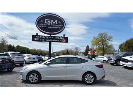 2020 Hyundai Elantra Preferred (Stk: LU985548) in Rockland - Image 1 of 12