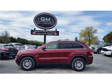 2020 Jeep Grand Cherokee Laredo (Stk: LC125368) in Rockland - Image 1 of 12