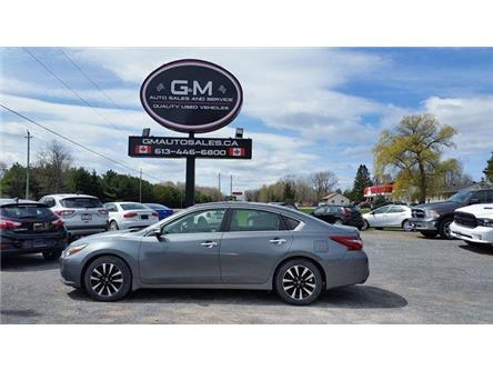 2018 Nissan Altima 2.5 SL Tech (Stk: JC135928) in Rockland - Image 1 of 12