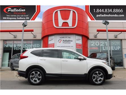2018 Honda CR-V EX-L (Stk: 23041A) in Sudbury - Image 1 of 38