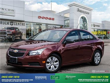 2013 Chevrolet Cruze LS (Stk: 14022) in Brampton - Image 1 of 30