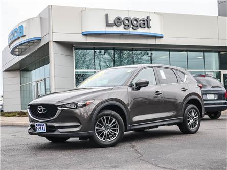 2017 Mazda CX-5 GS (Stk: 2498) in Burlington - Image 1 of 27