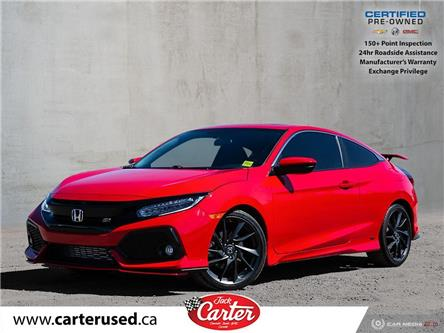 2018 Honda Civic Si (Stk: 20489U) in Calgary - Image 1 of 27