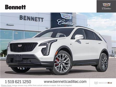 2021 Cadillac XT4 Sport (Stk: D210070) in Cambridge - Image 1 of 11