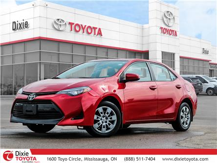 2017 Toyota Corolla LE (Stk: 72515) in Mississauga - Image 1 of 28