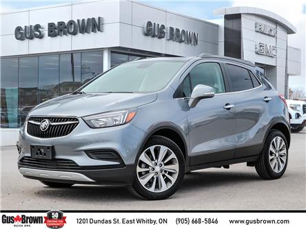 2019 Buick Encore Preferred (Stk: B836800P) in WHITBY - Image 1 of 27