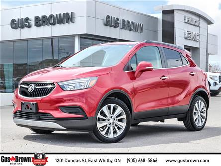 2018 Buick Encore Preferred (Stk: B552201T) in WHITBY - Image 1 of 28