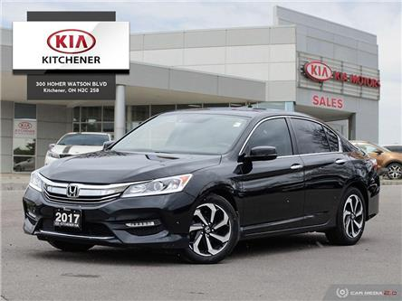 2017 Honda Accord SE (Stk: 21227A) in Kitchener - Image 1 of 28